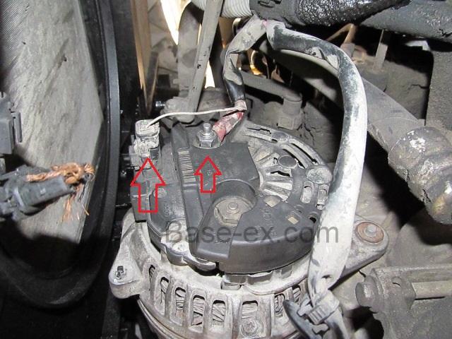 Renault Master демонтаж