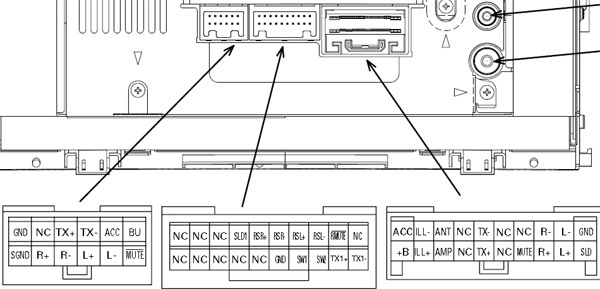 Автомагнитола startex dv-6080 схема