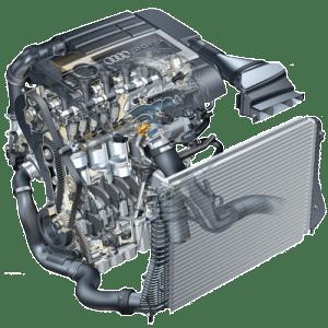 Audi-Motor
