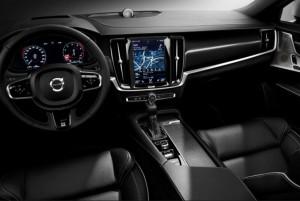 панель Volvo R-Design