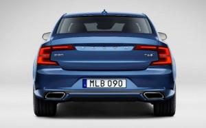задок Volvo R-Design