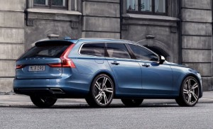 обзор Volvo R-Design