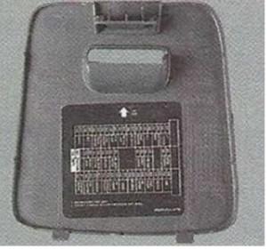 схема Nissan Primera P12