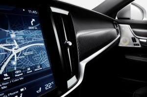 мультимедиа Volvo R-Design