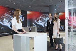 Audi City салон
