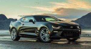 Нового поколения Chevrolet Camaro