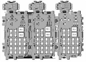 расшифровка Ford Mondeo 4