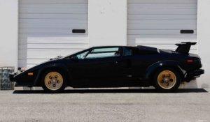 обзор Lamborghini Countach