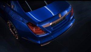 обзор Mercedes-Maybach