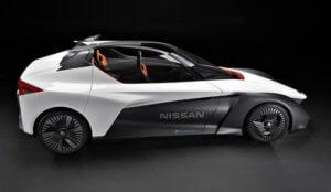 фотообзор Nissan Blade Glider