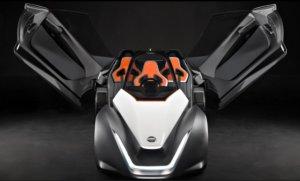 характеристики Nissan BladeGlider