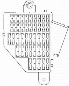 схема Passat B6