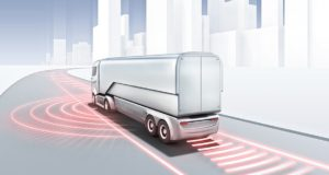 Bosch VisionX грузовик