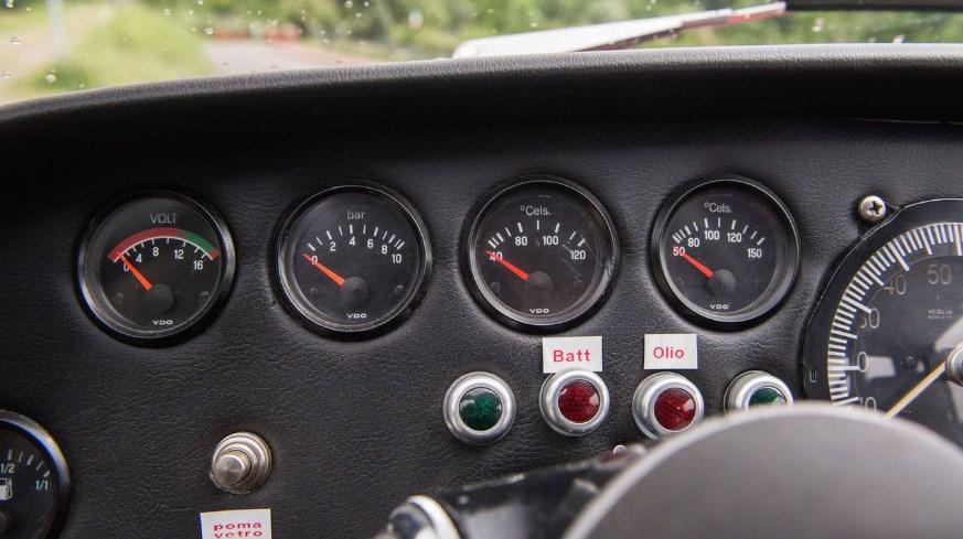 характеристики Lancia Fulvia