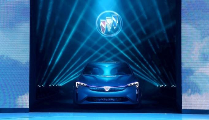 фотообзор Buick Velite
