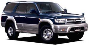 Toyota Hilux Surf 4Runner 1995-2002