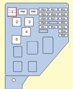 схема Toyota Prius 11