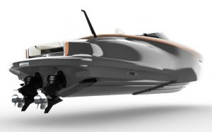мотор Lexus Sport Yacht