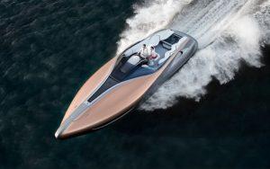 новинка Lexus Sport Yacht