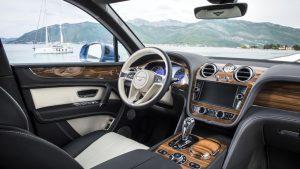 Bentley Bentayga уже в России