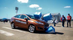 «Академия безопасного вождения» от Ford