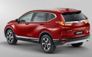 Honda CR-V новые комплектации для России