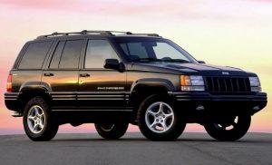 Предохранители и реле Jeep Cherokee XJ