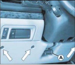 Предохранители Peugeot 406