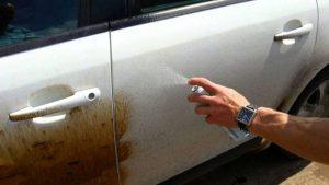 Как удалить брызги битума с кузова авто?