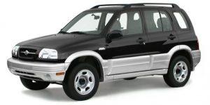 Предохранители и реле Suzuki Grand Vitara 98-06