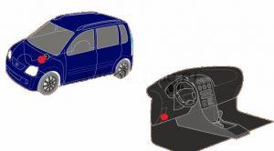Предохранители и реле Suzuki Wagon