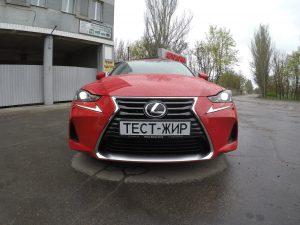 Тест-Драйв: Lexus IS 200T Turbo - не к чему придраться