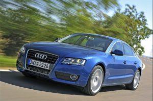 Тест-Драйв: Audi A5 Sportback - автомобиль мечты с долей риска