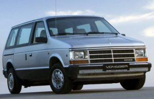 Предохранители и реле Chrysler Voyager (1983-1996)
