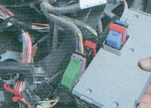 Блок предохранителей Fiat Albea