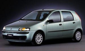 Блок предохранителей Fiat Punto 2