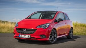 Opel представил «горячую» версию хэтчбека Corsa