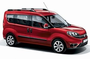 Предохранители и реле Fiat Doblo