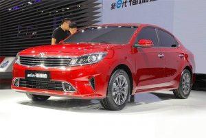Каким будет новое поколение Kia Forte?