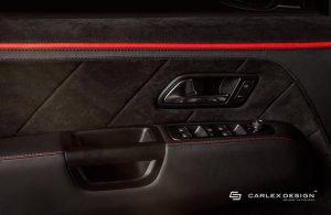 Volkswagen Amarok получил эксклюзивный интерьер