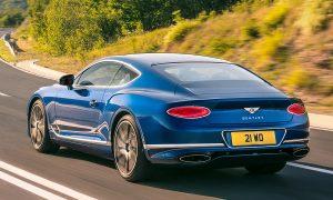 Bentley Continental GT - для ценителей роскоши