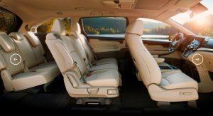 Новая Honda Odyssey - высокий уровень безопасности