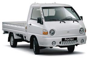 Предохранители и реле Hyundai Porter