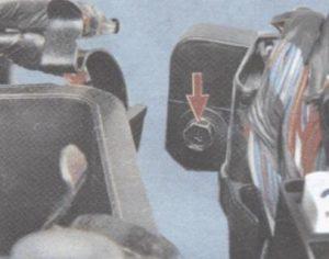 Предохранители и реле Kia Rio 2
