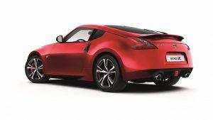 Обновленный спорткар Nissan 370Z