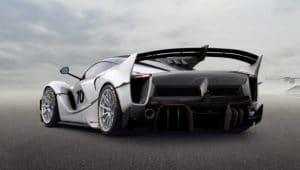 Новая версия флагмана от Ferrari