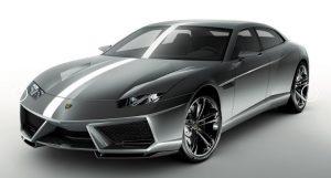 """""""Четырехдверка"""" от Lamborghini"""